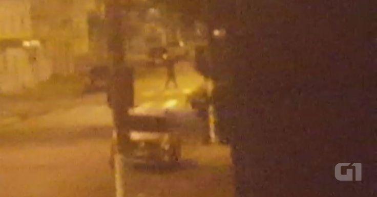 Quadrilha que matou três em SP usou armamento terrorista, revela imagem