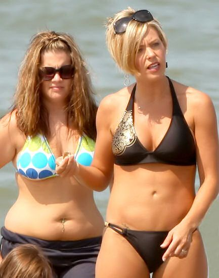Kate gosselin cameltoe