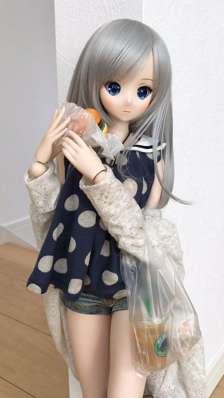 さくら ゆい on Twitter   Smart doll, Dolls, Chitose