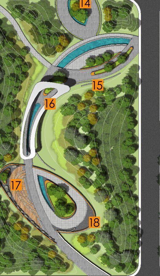 Top 100 Amazing Landscape Layout Ideas V.1   Download CAD Blocks,Drawings,Details,3D,PSD Blocks
