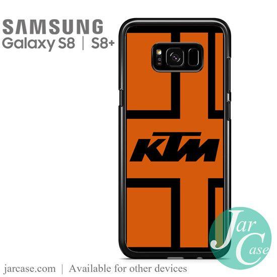 ktm motor Phone Case for Samsung Galaxy S8 & S8 Plus