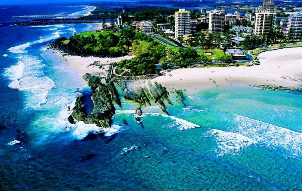 Rainbow Bay - Gold Coast, Queensland