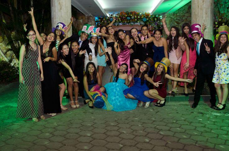 Fiesta de 15 de Shadaris. #FotografosDeFiestasDe15Cali