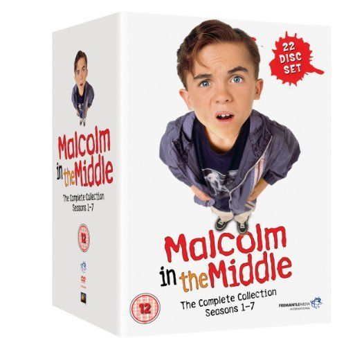 Malcolm In The Middle - The Complete Collection Box Set (Seasons 1-7) [DVD] DVD ~ Frankie Muniz, http://www.amazon.co.uk/dp/B00E8GPPGQ/ref=cm_sw_r_pi_dp_hYidsb0XR7Q2T