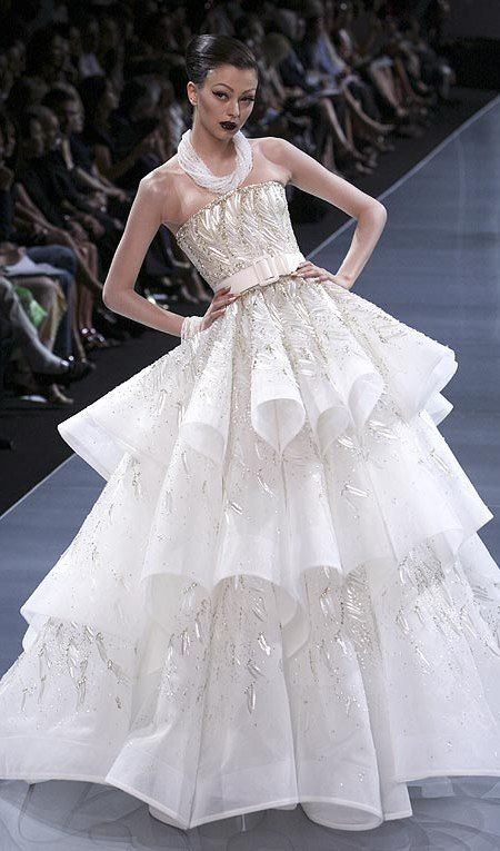 153 bästa bilderna om Christian Dior Wedding Dresses på Pinterest ...