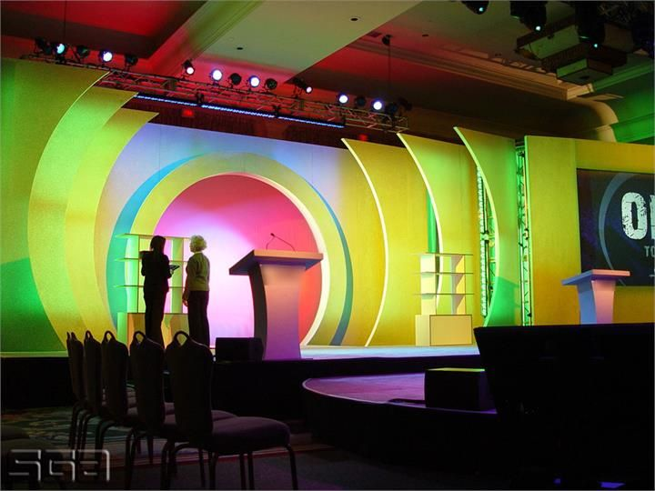 215 Best Corporate Stage Design Images On Pinterest