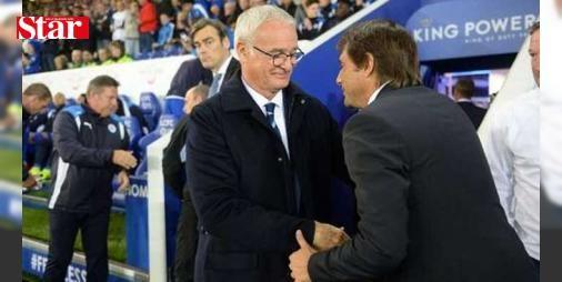 Conte'den ilginç açıklama: Kovulmaya hazırım: Premier Lig'de son şampiyon Leicester City'nin teknik direktörü Claudio #Ranieri'nin kovulmasının ardından Chelsea'nin İtalyan teknik adamı Conte'den ilginç açıklamalar geldi.