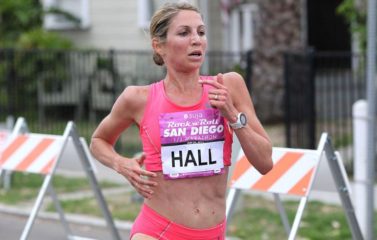 Why Sara Hall Is Running the London Marathon She explains her decision to race 26.2 miles one more time before the Olympic track trials