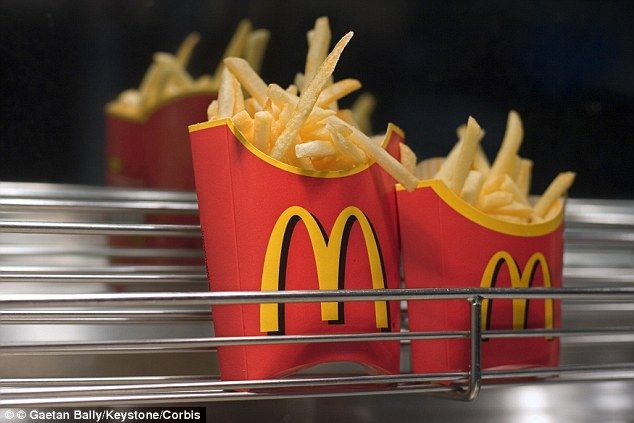 How to make 'healthy' McDonald's French Fries at home using just FIVE ingredients (and they are 'better than the original')