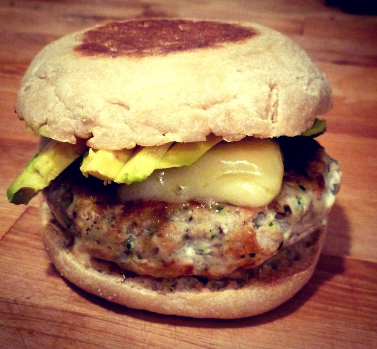 Seriously the Best Turkey Burger Ever | Healthy Meals | Pinterest