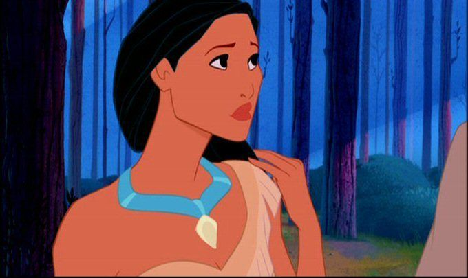 Pocahontas Necklace On Which Princess Necklace Do You Like