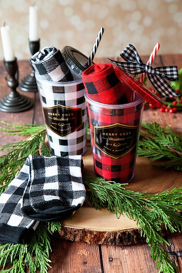 MichaelsMakers Whipperberry Christmas Neighbor Gifts Ideas