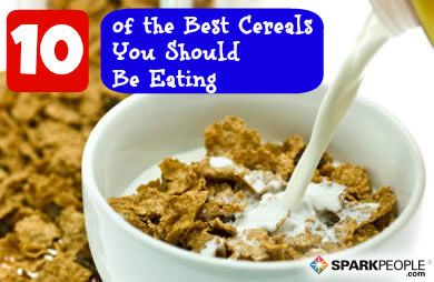 10 of the Best Cereals You Should Be Eating via @SparkPeople
