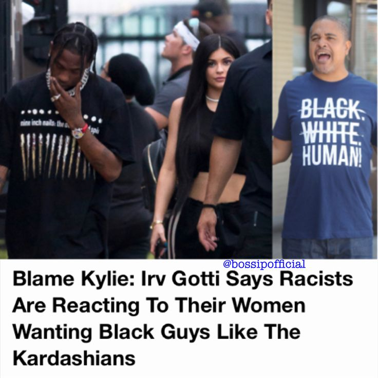 Over the weekend, racists invaded Charlottesville, VA and hear Irv Gotti tell it, the racists are mad because Kylie Jenner letting Tyga and Travis Scott smash her cakes to smithereens makes their daughters want to mess with black guys too. Thoughts??