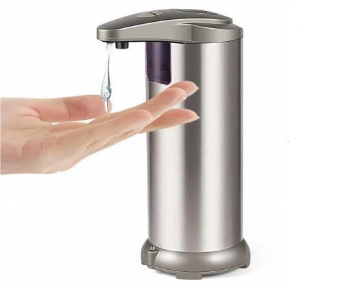 Best Automatic Soap Dispensers In 2019 Reviews Disneysmmoms