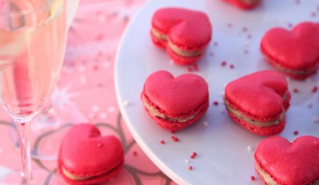recettes dessert saint valentin coeur amoureux