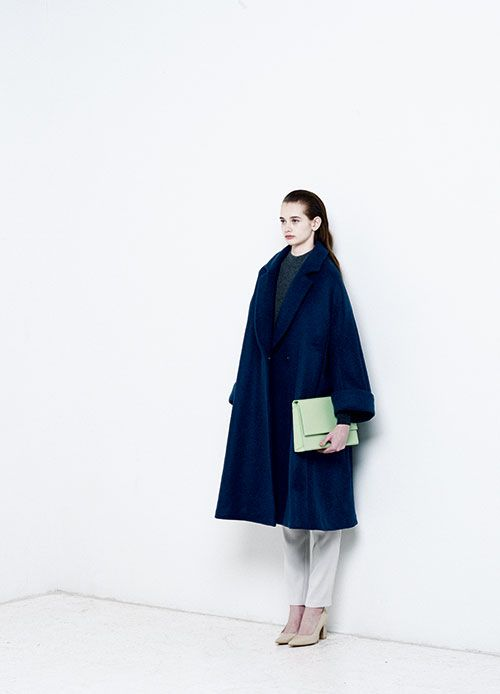 エンフォルド(ENFÖLD) 2014-15年秋冬コレクション Gallery17