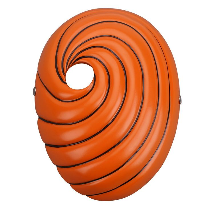 Anime Naruto Uchiha Obito Tobi Cosplay Costume Mask Orange -- Check this awesome product by going to the link at the image.