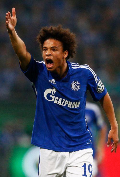 Leroy Sané - Schalke 0-2 Gladbak - DFB-Pokal