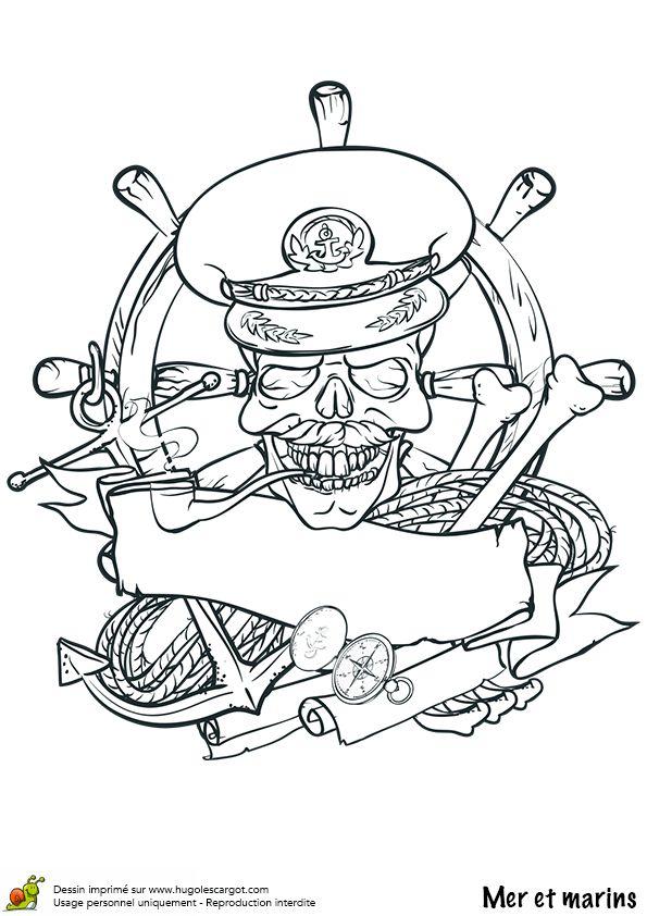 72 best coloriages de pirates images on pinterest - Dessin d une ile ...