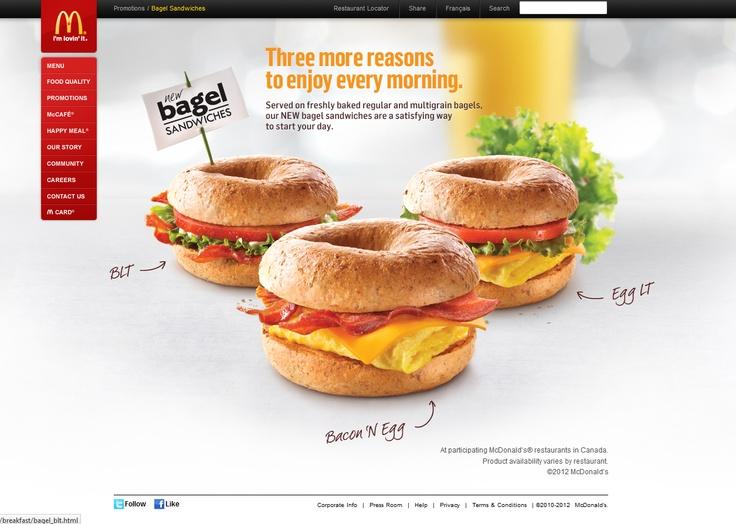 McDonald Canada    #joomla