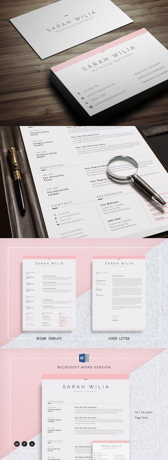 ResumeCV 791 best Resume Templates images on