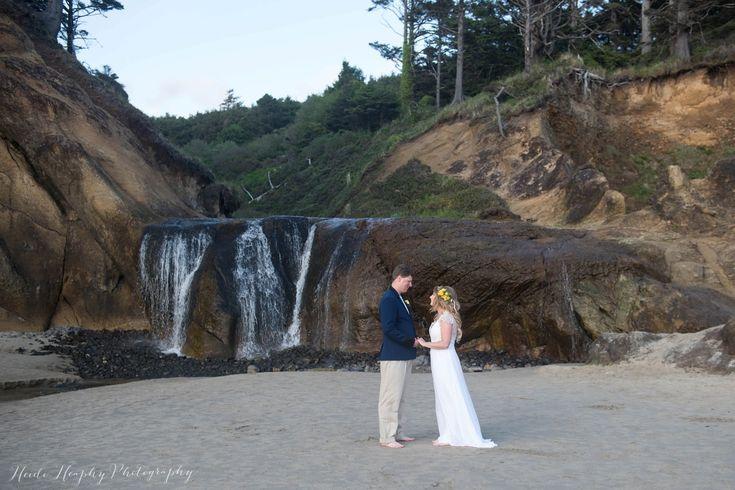 Hug Point, Oregon coast, Cannon Beach, Oregon coast photographer, Oregon coast wedding, Oregon coast elopement