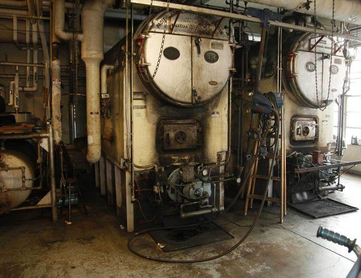 Stuff Boiler Room