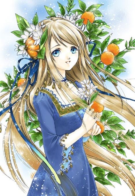 1000 images about princesas on pinterest kimonos red - Manga princesse ...