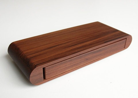 Redwood Playing Card Swivel Case   Playing cards