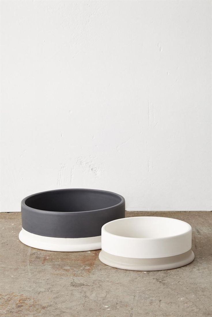 Mark Tuckey for Cotton On pet bowls.