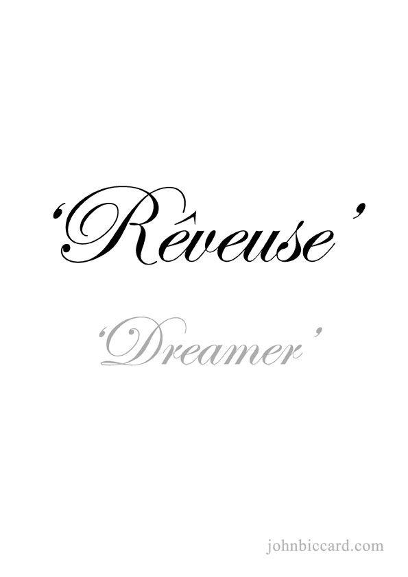 ♔ 'Dreamer'
