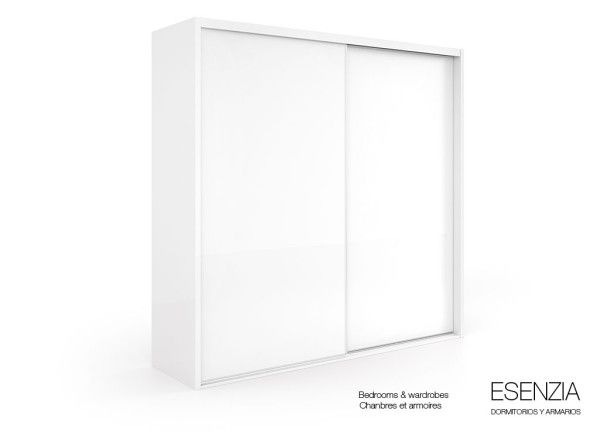 17 best ideas about ventanas de aluminio blanco on - Armarios empotrados oviedo ...