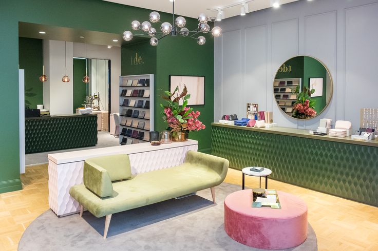 TDE Chadstone Flagship Store — designed as a walk-in shoppable living room