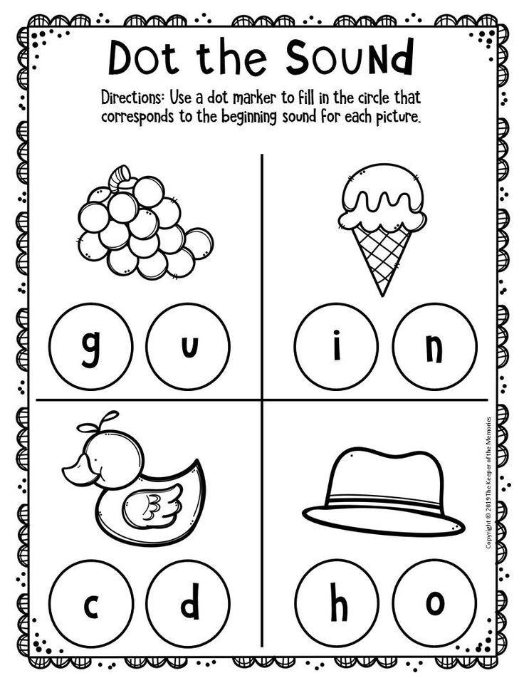 Free Printable Worksheets For Preschool Kindergarten Preschool Activity Sheets Kindergarten Activity Sheets Preschool Worksheets