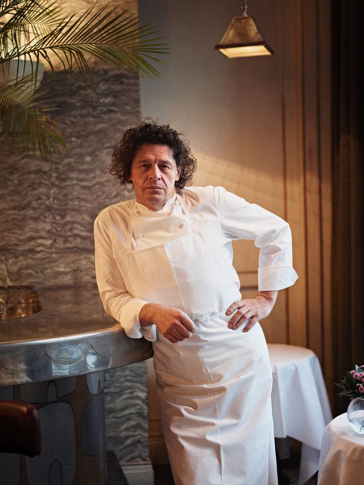 "Success if born out of arrogance, but greatness comes from humility."" – Marco Pierre White"