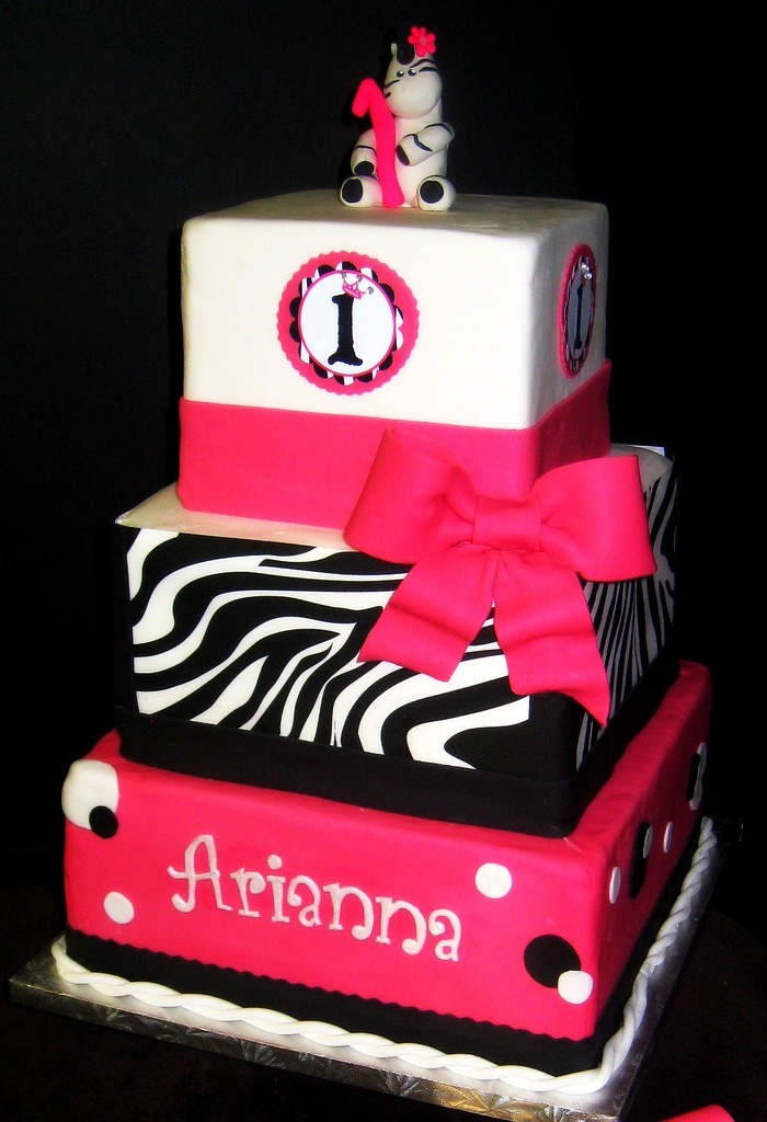 209 best Londyn 1st birthday images on Pinterest Pink zebra