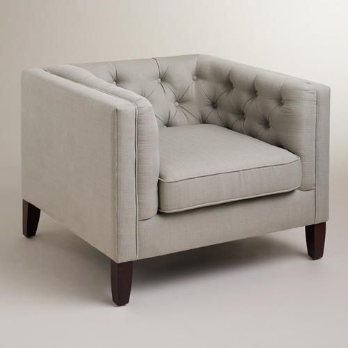 One of my favorite discoveries at WorldMarket.com: Fog Kendall Chair $429