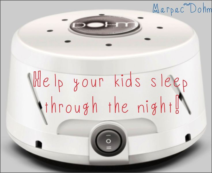 With The Help Of The Dohm Your Children Will Sleep