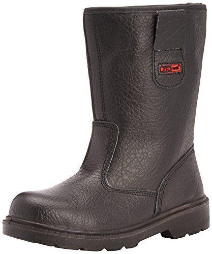 Blackrock – Chaussures de sécurité – Homme – Noir (Black) – 42 EU, 8 UK: Price:35.4Blackrock – Bottes sécurité pour hommes en cuir bout…
