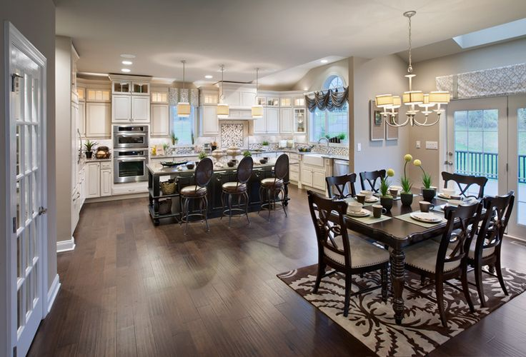 Build Kitchen Kitchen Floor Toll Brothers Duke Brothers Homes Brothers