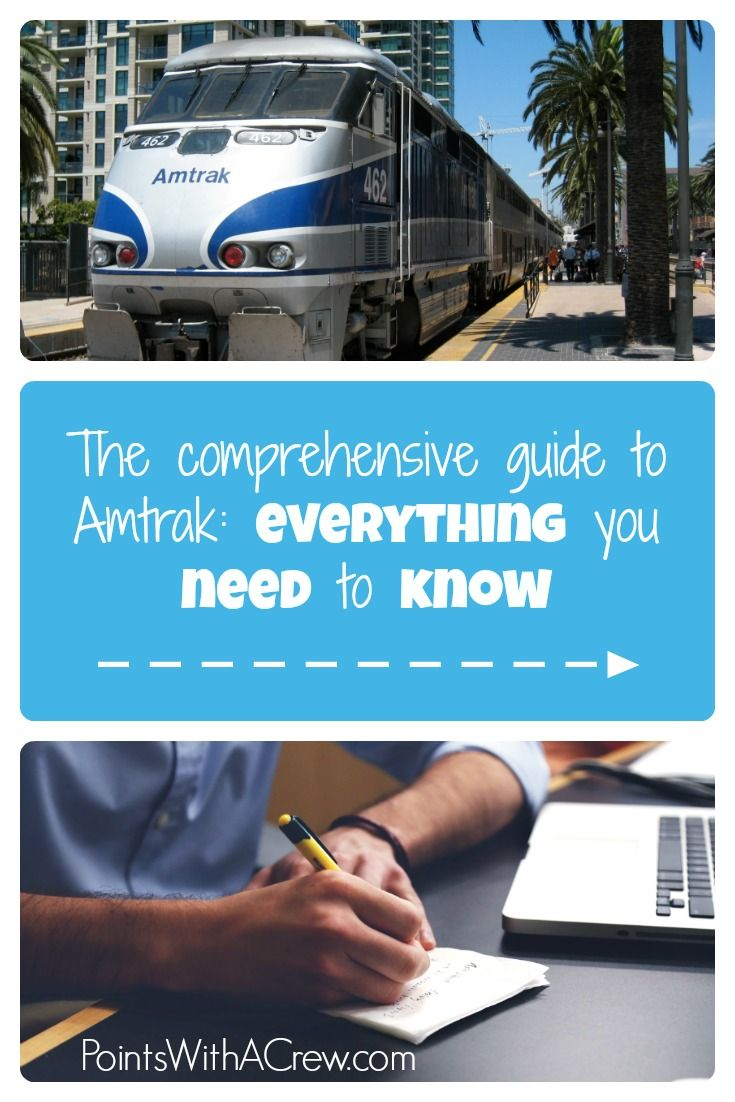 Amtrak train travel is in the news recently - it's time for a comprehensive guide - everything I've written about Amtrak. Tipping, booking tips, zone maps, the most lucrative way to redeem points, and some amazing views