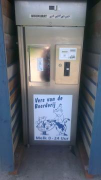 Verkoopadressen van rauwe melk.   www.news4all.org