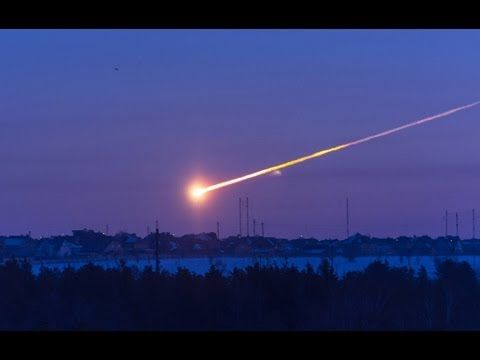Meteor Hits Russia Feb 15, 2013 - Event Archive - YouTube