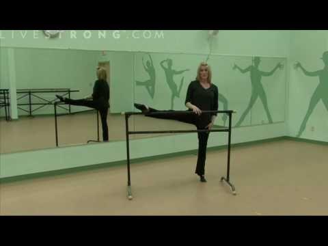 Alongamentos para o Ballet
