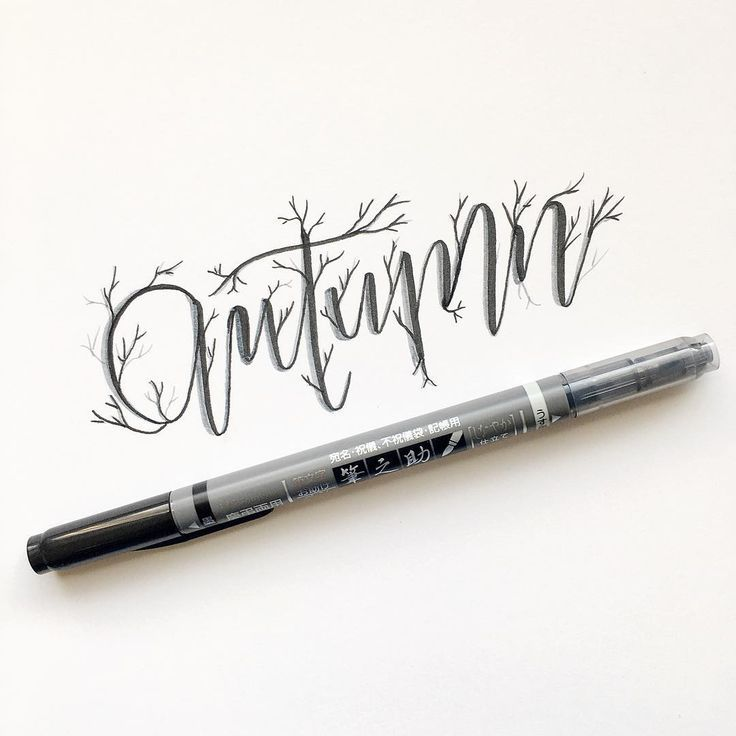 1000 Ideas About Calligraphy Pens On Pinterest
