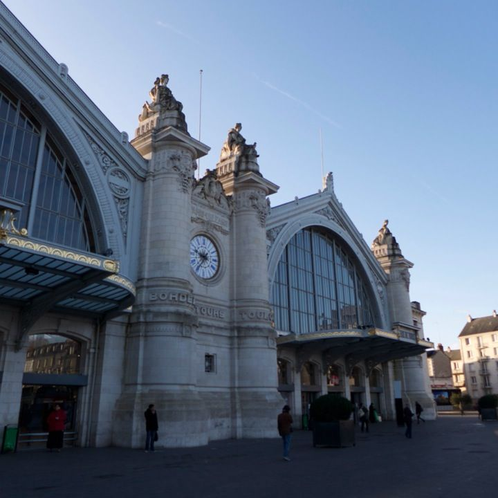 Gare SNCF de Tours à Tours