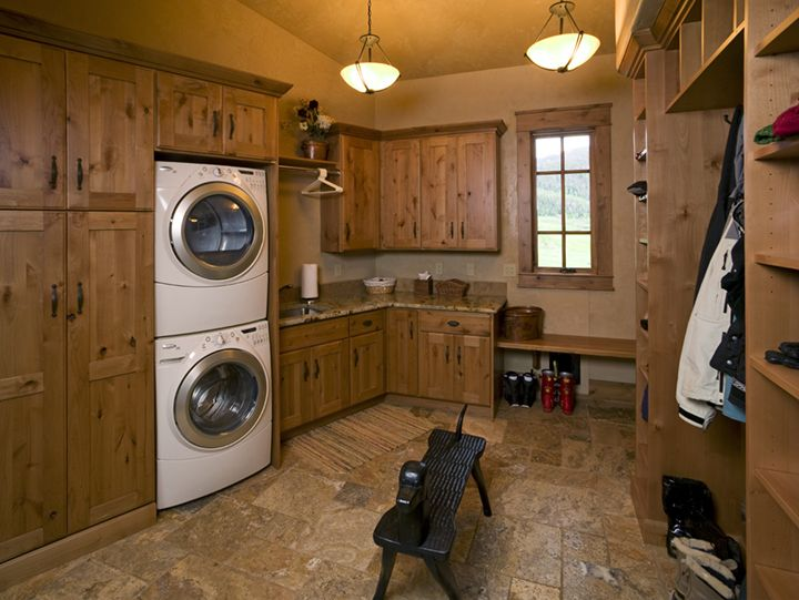 29 best laundry rooms we for House plans with mudroom and laundry room