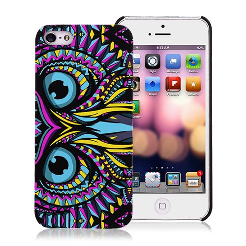 Popular Fashion Owl Case Forest King Series Protective Case Cover for iPhone 5 5S #popular #fashion #case #iphone5 #forestking #owl #cover #cellz