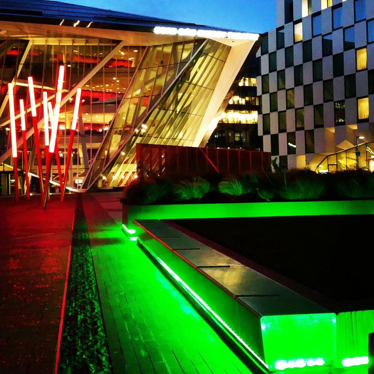 Bord Gais Theatre, Dublin Photo by Festivals of Ireland